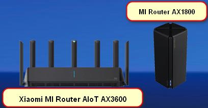 Configuración de Xiaomi MI Router AIoT AX3600 – MI Router AX1800 (versión China)